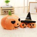 Jouets lumineux de citrouille de décoration de partie d'Halloween