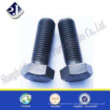 SAE J995 HEX Bult NOIR TS16949 ISO9001