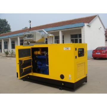 80db и CE стандарт 10KW немого биогазовых генератора