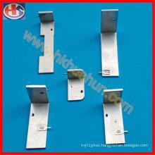 Aluminium Heat Sink with Metal Stamping (HS-AH-0002)