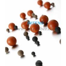 Мягкий силиконовый резиновый шарик из неопрена / NBR / витона / силикона / EPDM