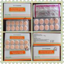 Antiacid Таблетки Гидроксида Алюминия