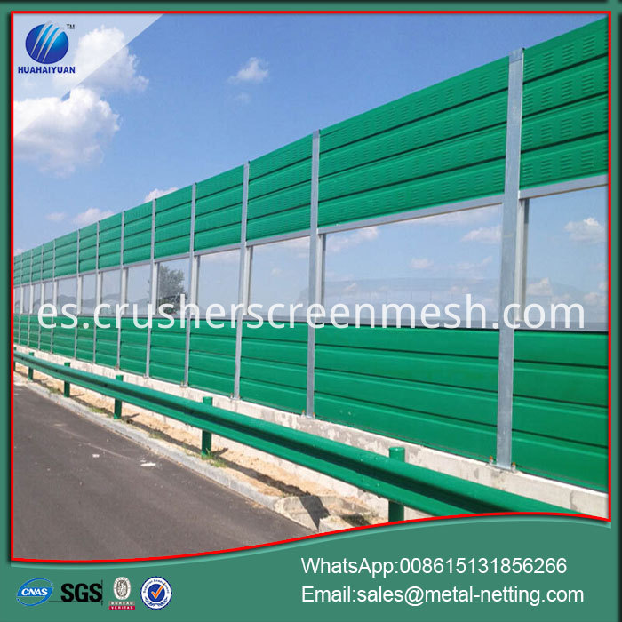 Highway Noise Barriers