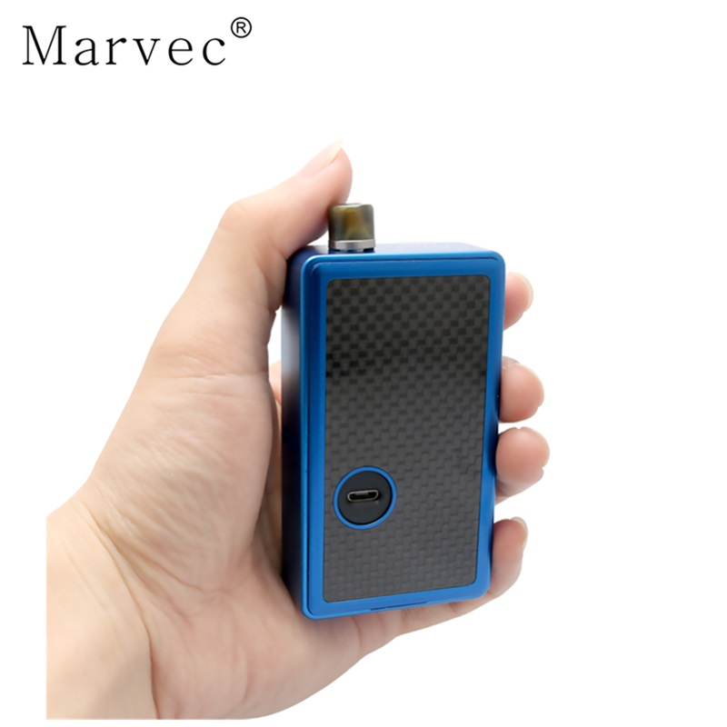 Priest Aio90 Box Carbon Fiber Vape 1