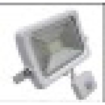 10W, 20W, 30W, 40W, 50W High Quality LED Sensor Flood Light