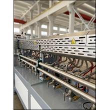 Máquina de fabricación de granulación de madera de co-rotación de plástico PP / PE WPC