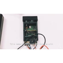 60m ttl rs232 serial port output laser distance sensor