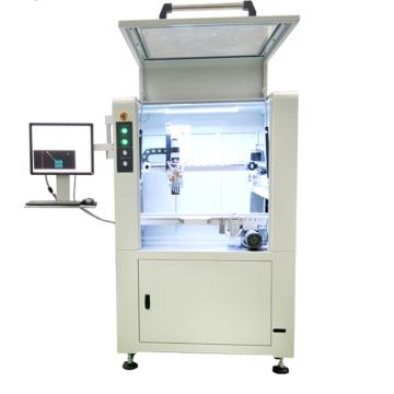 Coating line conformal coating machine