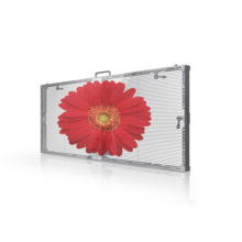 Ultra Slim Design Transparente LED Video sin costuras