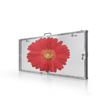 Ultra Slim Design Transparent LED Video Seamless