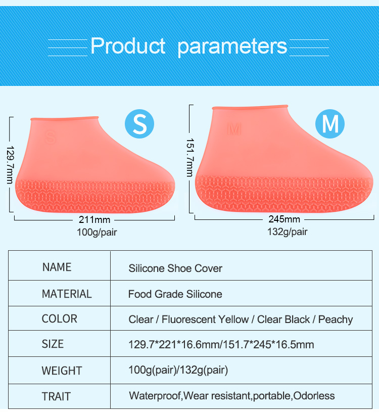 slip resistant shoe covers