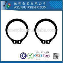 Made in Taiwan Stainless Steel Carbon Steel Basic External STW Retaining Ring Snap Ring