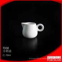 Neue China-Produkte für Verkauf feinem Porzellan Großhandel Kaffeesahne