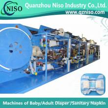 China High Speed Pull-up Diaper Machine Manufacture (LLK500-SV)