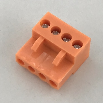 3,96 MM Pitch Orange Buchsenklemmen