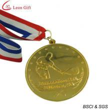 Medalla de encargo de aleación tenis deportes (LM1260)