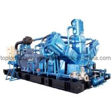 Oil Free Pet Blowing High Pressure Air Compressor (Lhc-12/12-35 160kw)