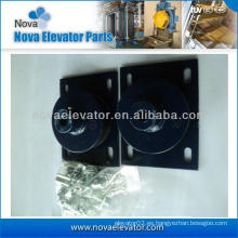 Almohadilla antivibratoria Quadrate del elevador para la máquina