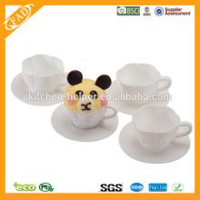2014 molde antiadherente de la magdalena del silicón, molde de la hornada del silicón, forro de la hornada del silicón