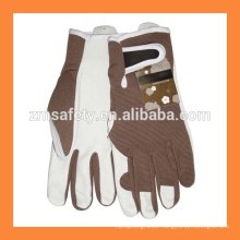 Brown Hardwearing Pigskin Work Gloves