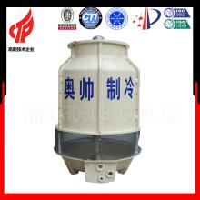 Industrial FRP Runder Typ Kleiner Wasserkühlturm, 18T