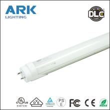 Chine shen zhen zhong shan prix usine simple extrémité 5000k clair / dépoli lentille 4ft 18w dlc ul led tube
