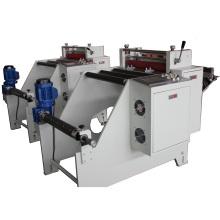 Filme metalizado / máquina de corte de filme metalizado de prata / PCB