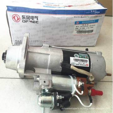 Dongfeng Starter L375 Motor diesel Motor de arranque D5010508380 QDJ2618