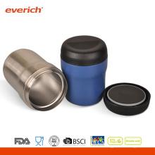 2015 Nouveaux produits Vente en gros Double mur en acier inoxydable Vacuum Food Jar