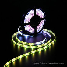 WS2811 Led Strip, Programmable and Addressable, 5050 Digital RGB LED Light,30LEDs/M IP67 Tube Waterproof Dream Magic Color 12V