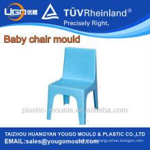 Fábrica de moldes de cadeira de bebê de plástico