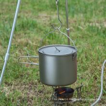Handle Camping Pot Cooking Set Pot Tableware