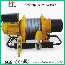 Heißer Verkauf industriellen Minikran elektrische Seilwinde