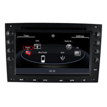 Navegación GPS para Renault Megane / Símbolo coche DVD Navegación Hualingan