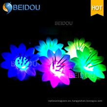 Eventos Directos de Fábrica de Fábrica Decoración de Fiesta de Bodas LED Flores Inflables