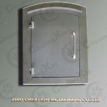 Die casting aluminum mailbox