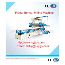 Máquina de fresado convencional de venta caliente CNC con alta precisión