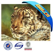Material natural 3D Foto animada de tigre