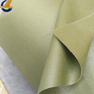 Oneside Coated Polyester Canvas Stoff