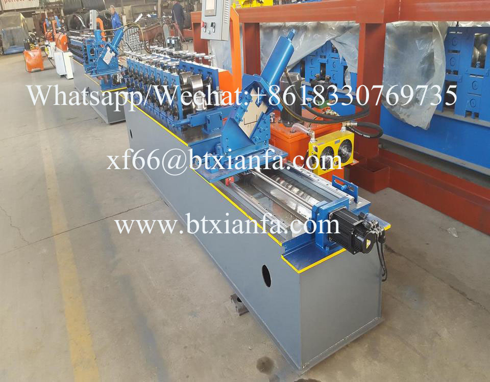 Purlin Roll Forming Machines