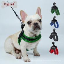 Reflektierendes V-Stil Mesh-Haustier Hundegeschirr