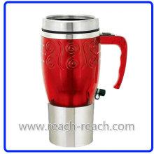 Hochwertige Auto Mug Elektroauto Becher (R-E006-1)