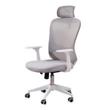 sillas de oficina sillas de oficina blancas de pu personalizadas
