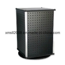 Pegboard Counter Cube Pedestal
