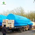 Plastic to Fuel Oil Pyrolysis Plant with Advanced Conversion Technology