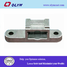 ISO9001 Custom Casting Bottom Insert Teile Investition Guss Auto Teile