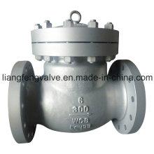 Válvula de retención de balanceo de acero de carbono RF