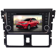 Windows CE Car DVD Player for 2014 Toyota Vios (TS7572)