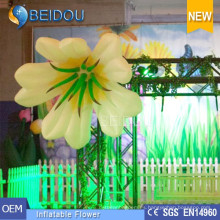 Fiesta Eventos Festivales de Boda Decoración LED Flores Inflables