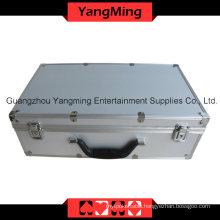 Entertainment Dedicated Aluminum Chip Box (YM-AB01)